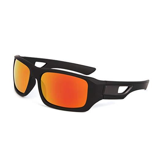 OHQ_Gafas De Sol Hombre Mujer Polarizadas Gafas De Montar Al Aire Libre Gafas De Sol Deportivas Adultos UV400 Protection