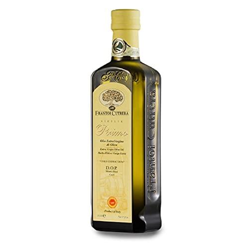 """Frantoi Cutrera\""""Primo Monti Iblei\"""", Olivenöl Ex.V, 100{28ac378e696d9e08910c5cbb4ccce3ee7aae4187b667e9c5a7b800cd18294049} Tonda Iblea, 750 ml"""