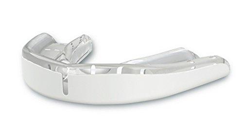 SanaBrux - Premium-Schiene gegen Zähneknirschen, Bruxismus, Zähneklappern und Kiefergelenksschmerzen | Knirscherschiene Made in Switzerland (SomniShop Set)