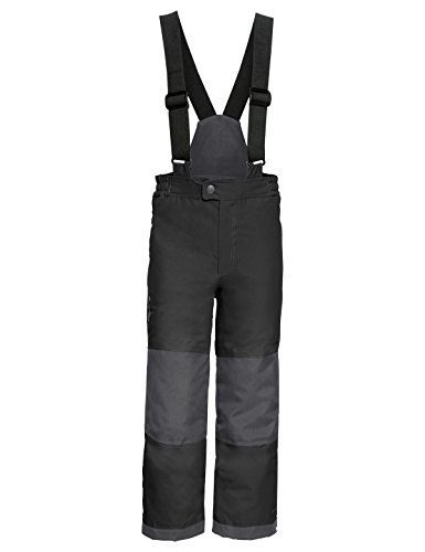 VAUDE Kinder Hose Snow Cup Pants III, black, 104, 40660