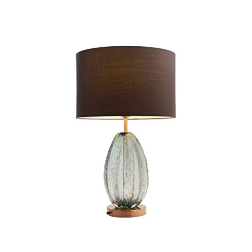 Lfixhssf Nordic Ins bedlampje van hoge kwaliteit glas moderne stof creatieve bureaulamp gloeilamp vaas lichttafel Lfixhssf
