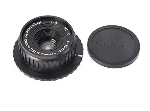 Holga 60mm f/8 Lens for Canon DSLR (Black)