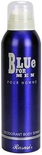 Blue by Rasasi for Men - Eau de Splash, 200ml