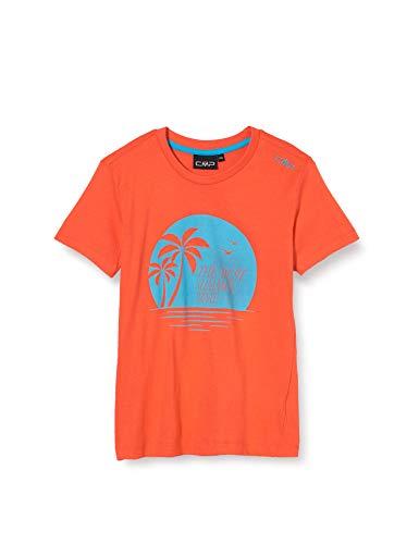 CMP T-Shirt 100% Cotone Camiseta Niños