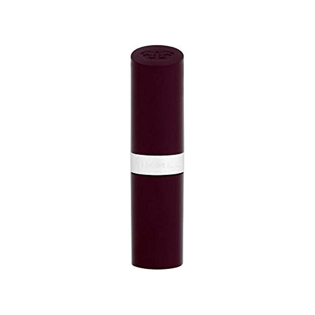 描く流優先リンメル持続的な仕上げの口紅杢きらめき66 x4 - Rimmel Lasting Finish Lipstick Heather Shimmer 66 (Pack of 4) [並行輸入品]