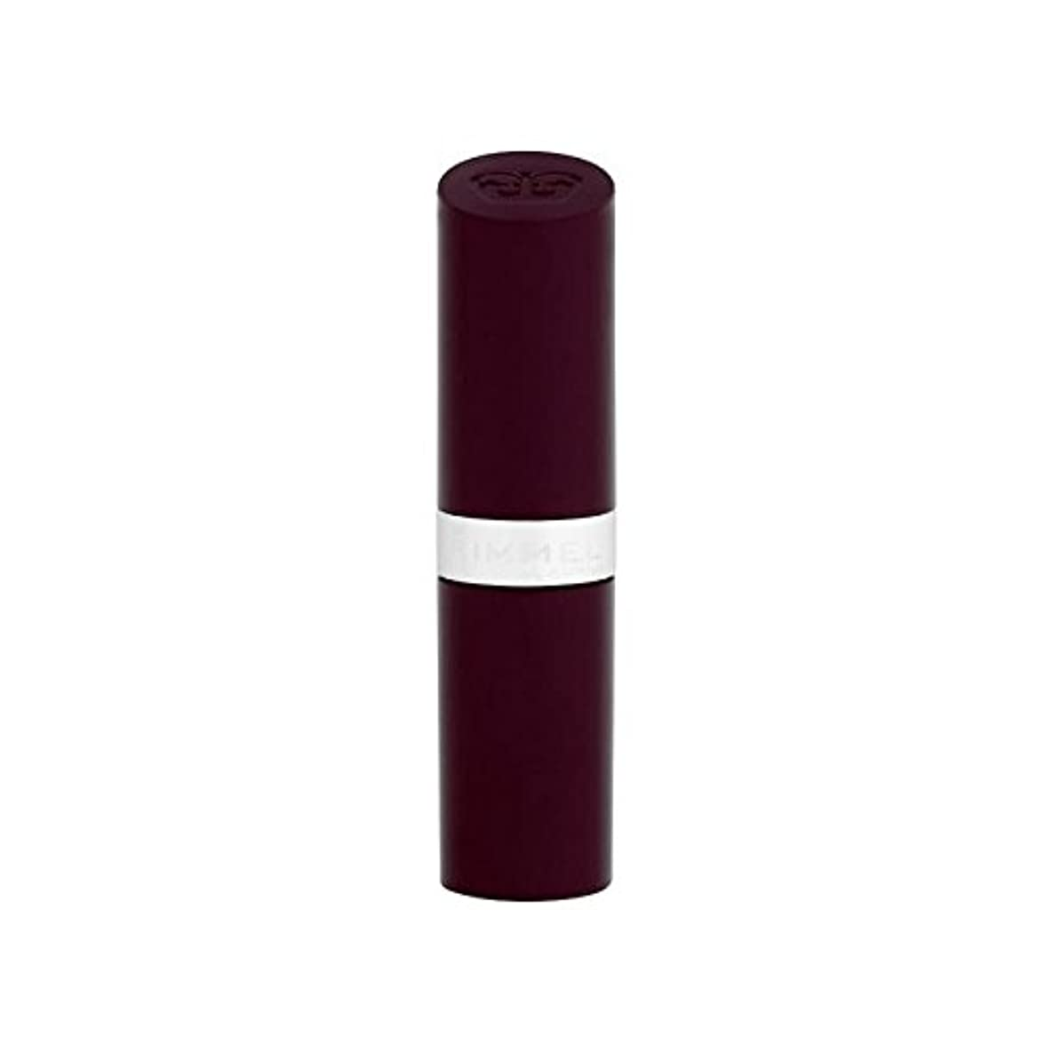 邪魔する弱点用心するリンメル持続的な仕上げの口紅杢きらめき66 x4 - Rimmel Lasting Finish Lipstick Heather Shimmer 66 (Pack of 4) [並行輸入品]