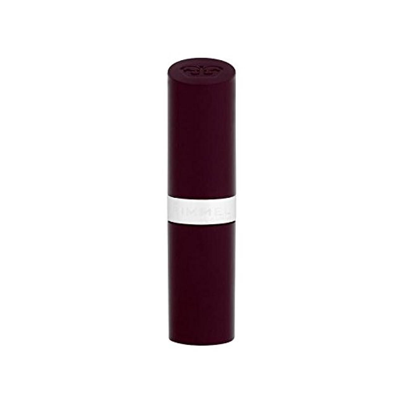 キリスト謎突然リンメル持続的な仕上げの口紅杢きらめき66 x4 - Rimmel Lasting Finish Lipstick Heather Shimmer 66 (Pack of 4) [並行輸入品]