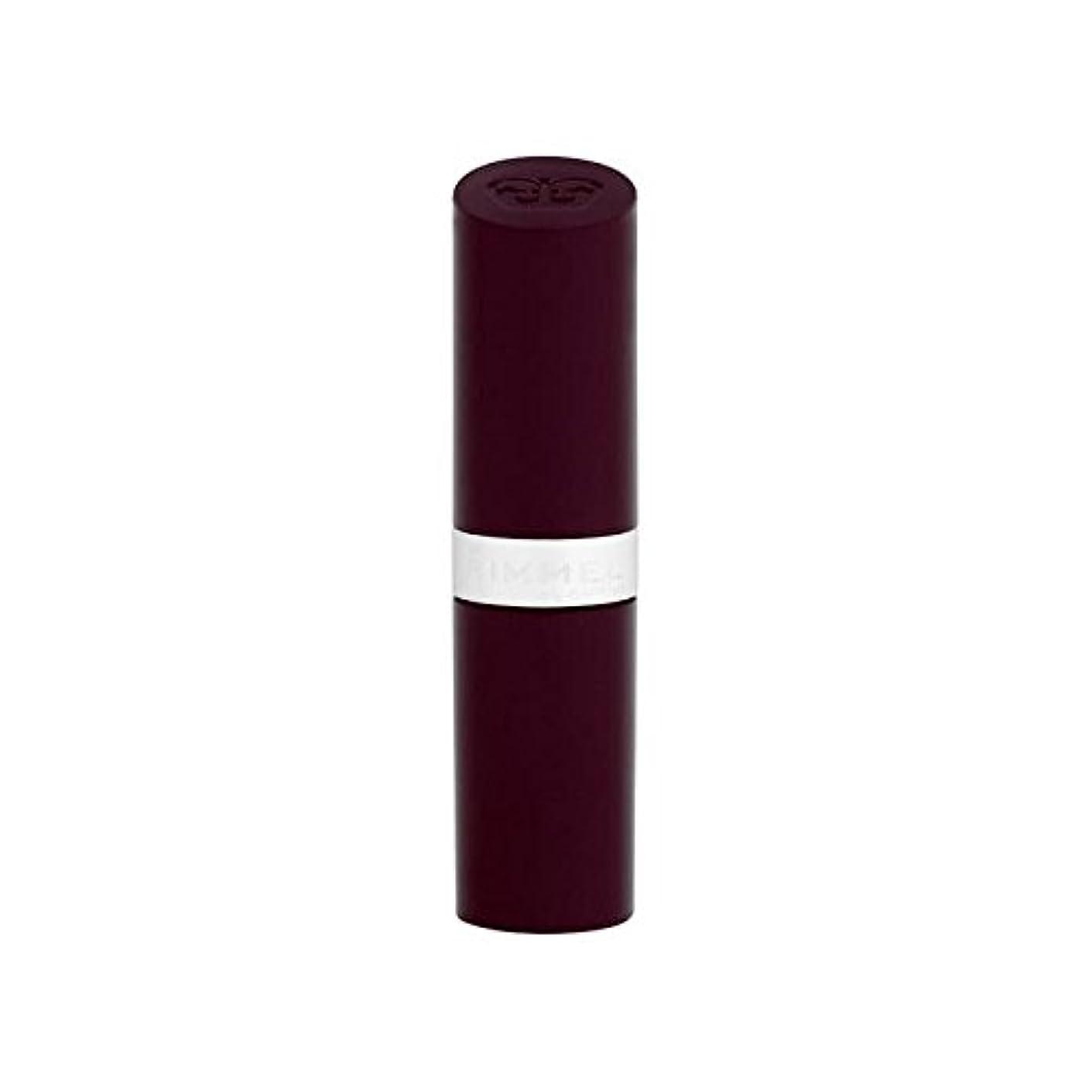 グラフ理容師嫌なリンメル持続的な仕上げの口紅杢きらめき66 x2 - Rimmel Lasting Finish Lipstick Heather Shimmer 66 (Pack of 2) [並行輸入品]