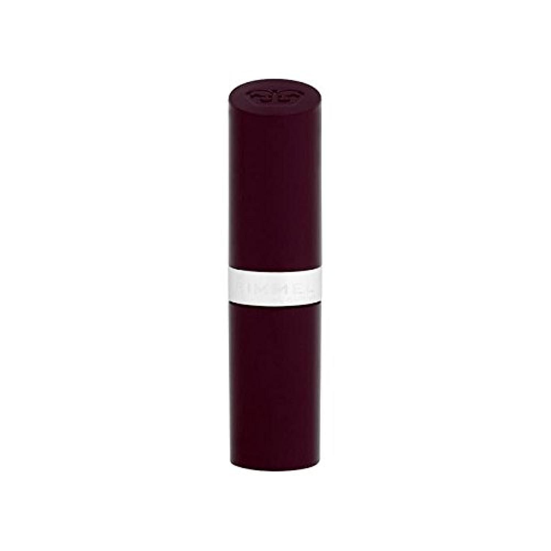 リンメル持続的な仕上げの口紅杢きらめき66 x4 - Rimmel Lasting Finish Lipstick Heather Shimmer 66 (Pack of 4) [並行輸入品]