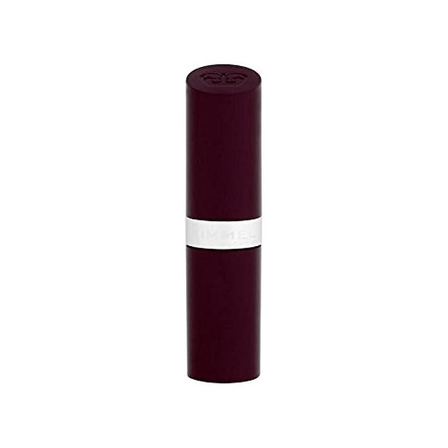 温度計繊細受け取るRimmel Lasting Finish Lipstick Heather Shimmer 66 (Pack of 6) - リンメル持続的な仕上げの口紅杢きらめき66 x6 [並行輸入品]