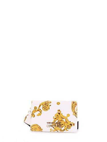 Versace Jeans Couture borsa tracolla E1VVBBU9 71494 MCI JEWELS bianco - cm. 20,8x14x6,9