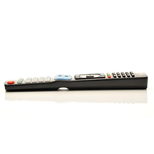 iProtect Universal- und Ersatzfernbedienung für LG LED/LCD/HD-TV mit 3D-Funktion und Energy Saving Taste - ohne vorherige Einrichtung sofort einsetzbar
