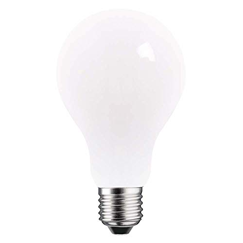 LED Filament Leuchtmittel Birnenform 13W = 110W E27 1520lm warmweiß 2700K (opal)