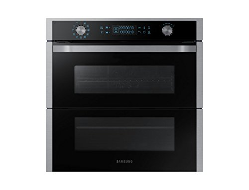 pas cher un bon Four Samsung NV75N7677RS Four Électrique 75L Noir, Acier Inoxydable A + – Four (Medium, Oven…