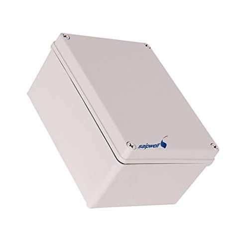 IP66 ABS Gehäuse Wasserdichte Kunststoffgehäuse Anschlusskasten, Größe Wählbar - 200x150x100mm