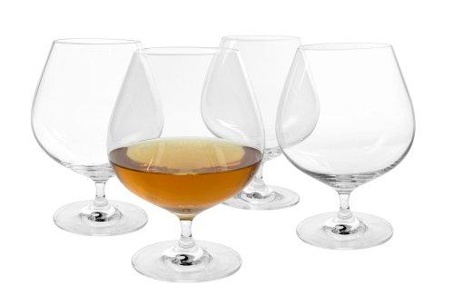 Artland Veritas Set of 4 Cognac Glasses