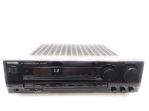 Kenwood KR-A 3070 Stereo Receiver in schwarz
