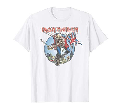 Iron Maiden - Burst Trooper T-Shirt