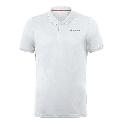 Babolat Core Club Polo de tennis pour garçon, blanc,...