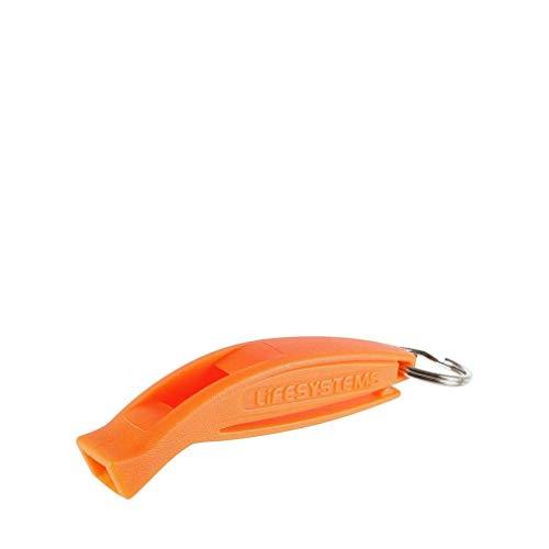 Lifesystems, Echo Whistle Unisex, Orange, One Size
