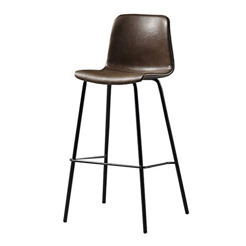NC Taburete Alto Taburetes de Bar Modernos Muebles de Cocina Silla de...