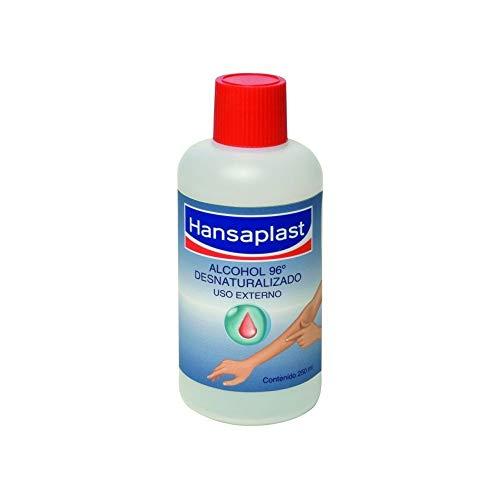 Hansaplast Alcohol Desnaturalizado - 250 ml