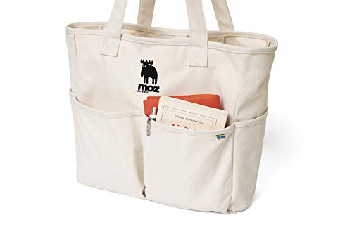 moz 5 POCKETS TOTE BAG BOOK 商品画像