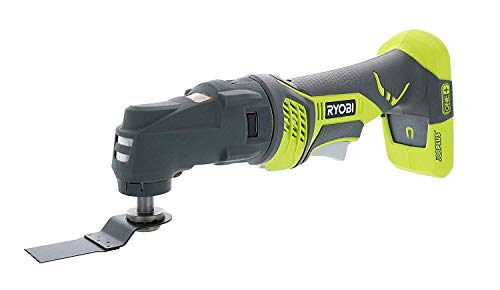 Ryobi JobPlus ONE+ 18 Volt Multi Tool Console & Head Attachment Set P340 (Bulk Packaged) (Bare Tool) (Renewed)