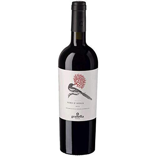 Nero D'Avola | Poggio Graffetta | Vino Rosso della Sicilia | Idea Regalo