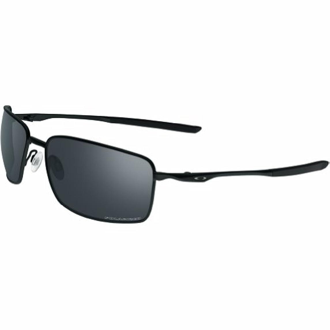 Oakley Square Wire Polarized Rectangular Sunglasses