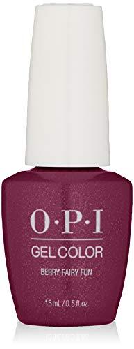 OPI Gel Color, Berry Fairy Fun