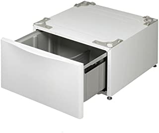 LG 29 in. Laundry Pedestal with Drawer White