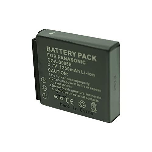 Batería para cámara de fotos Panasonic Lumix DMC-LX3