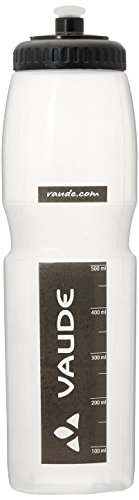 VAUDE Sonic Bike Bottle Trinkflasche, black, one size