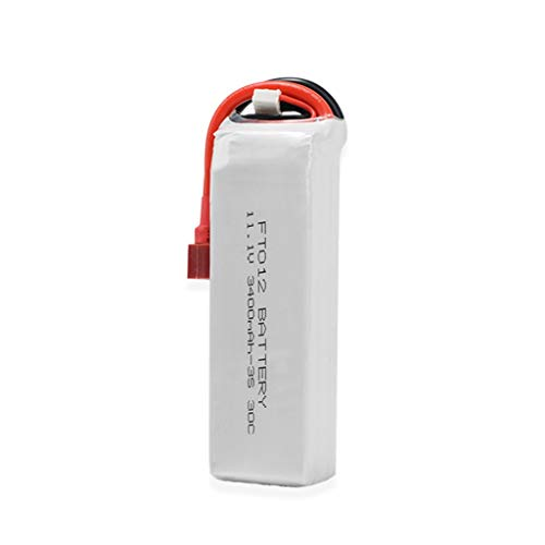 Upgrade Boat 11.1V 3400mAH 3S Battery Part for Feilun FT012 Huanqi 734 RC Boat