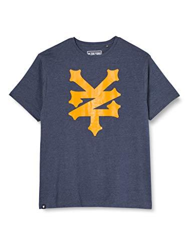Zoo York Corning T-Shirt, Bianco, S Uomo