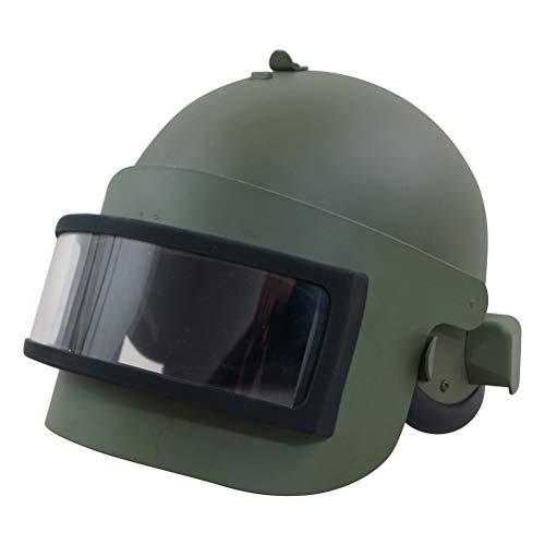 ロシア軍K6-3ヘルメットAltyn複製品緑/グリーンFSBMVDSPETSNAZ