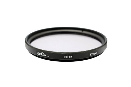 Photo Plus 52mm ND2 Filter for Leica V-LUX 2 V-LUX 3