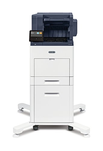 Xerox B600/DXF Versalink B600 B/W Printer Letter/Legal 58 ppm 2-Sided Print USB/Ethernet 550-Sheet Tray 150-Sheet Multi-Purpose Tray Hcf Finisher 110V Solutions & Cloud Enabled 5""