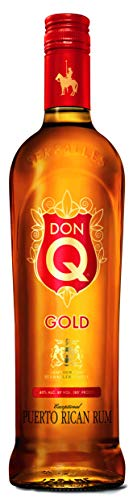 Don Q Gold Puerto Rican Premium Ron - 700 ml