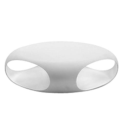Bonaldo - Tavolino da divano Pebble, colore: Bianco