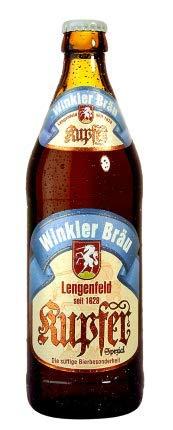 Winkler Bräu Kupfer Spezial 30 Flaschen x0,5l