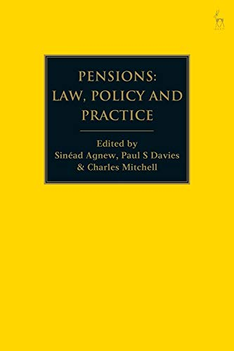 Compare Textbook Prices for Pensions: Law, Policy and Practice  ISBN 9781509922703 by Agnew, Sinéad,Davies, Paul S,Mitchell, Charles