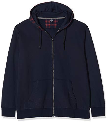 s.Oliver Big Size Herren 15.910.43.5120 Sweatshirt, Blau (Fresh Ink 5952), (Herstellergröße: XX-Large)