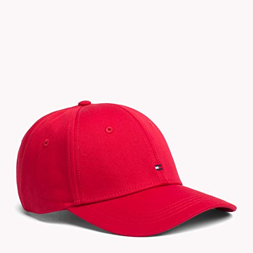 Tommy Hilfiger Gorra Classic Rojo Mujer y Hombre