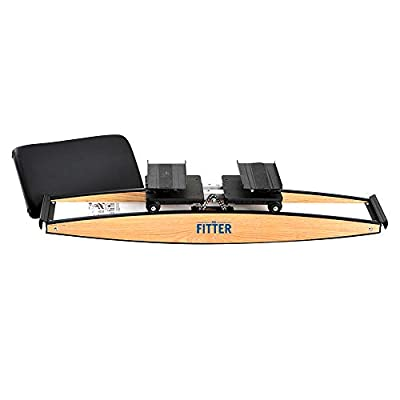Fitterfirst Pro Fitter 3D Cross Trainer and Downhill Ski Trainer