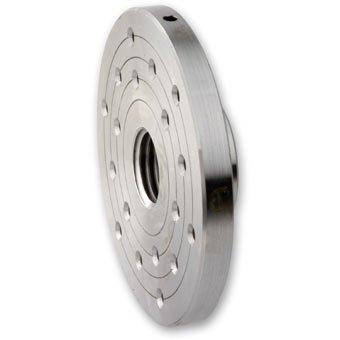 Planscheibe Ø 150mm für Drechsler, Aufnahme M33x3,5mm, Drechsler drechseln, Woodturner Woodturning