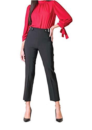 ARTIGLI Pantalone AC1169201 AP2125 Donna Nero 40