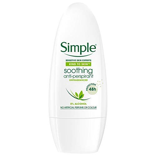 simples anti-transpirant Roll-on 50 ml