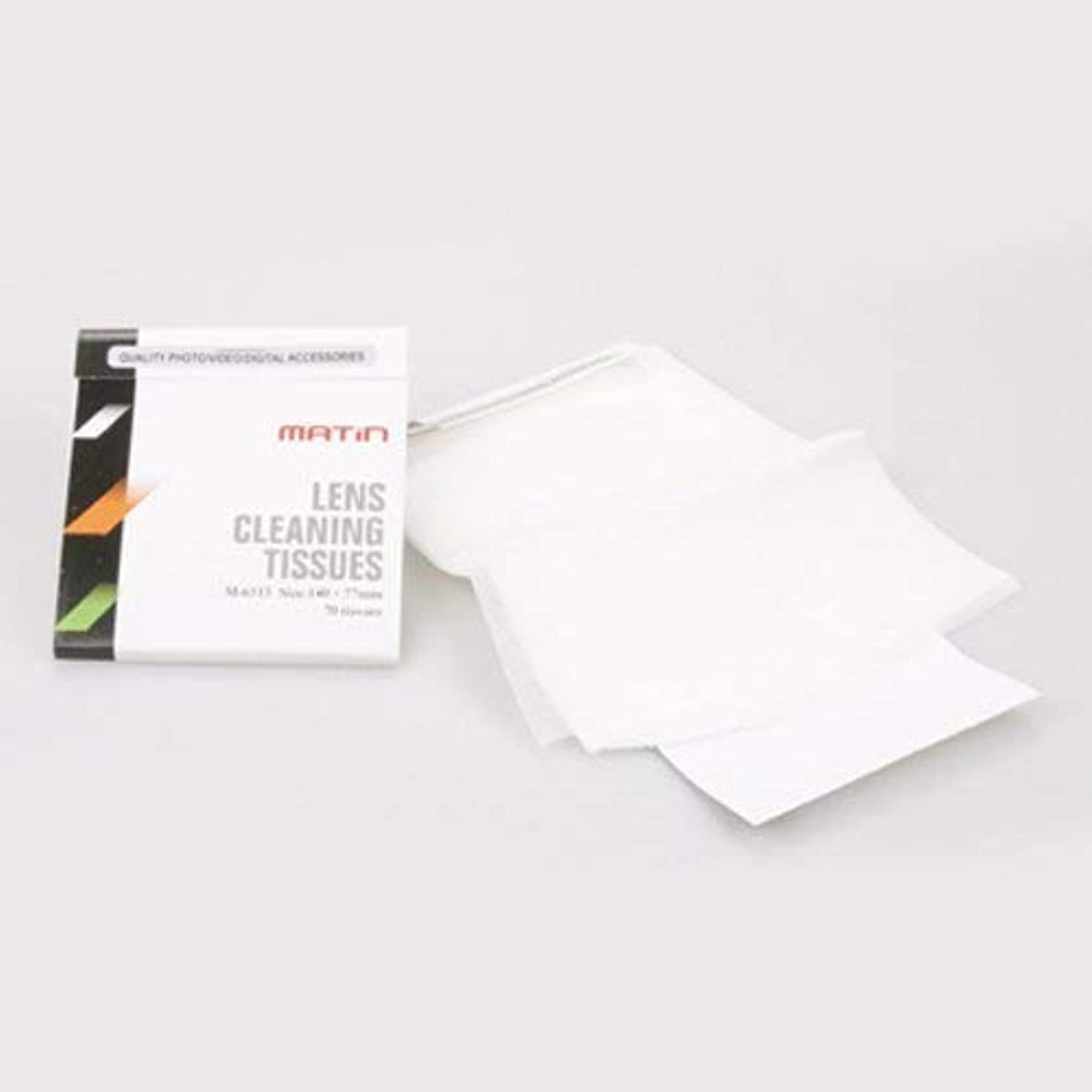 Matin Lens Cleaning Paper Tissue 210 Sheets